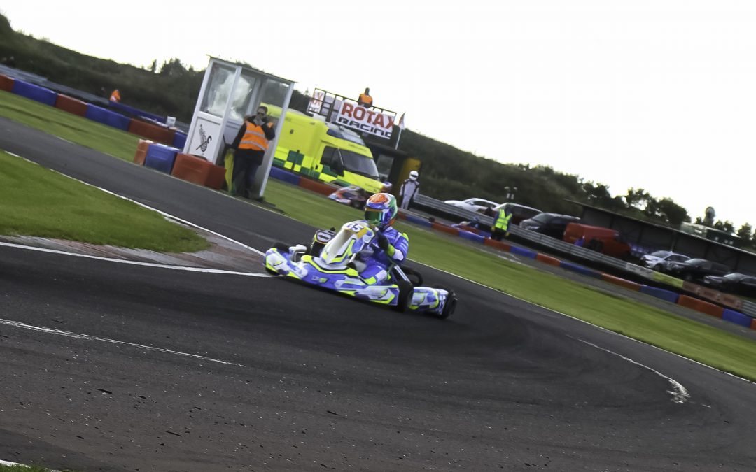 Kai Hunter Wins Rotax Karting title after overturning penalty