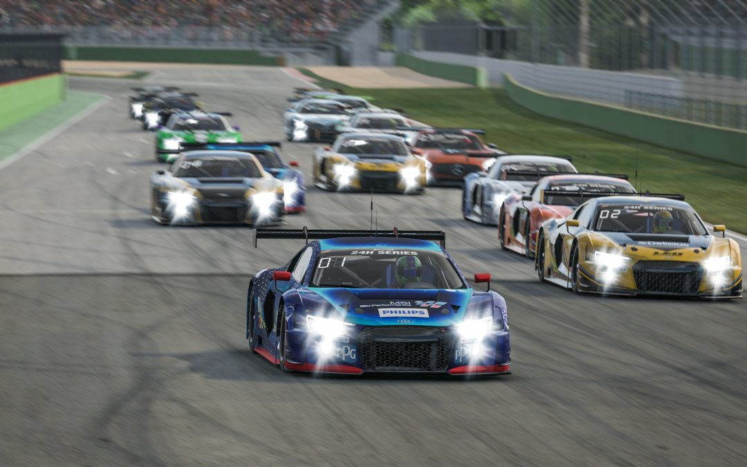 24H Series eSport by VCO, 6H Imola: GT3 & 991 Cup