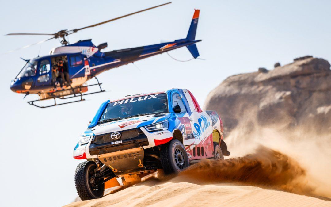 Dakar 2021: Stage 2, Bisha – Wadi Ad-Dawasir