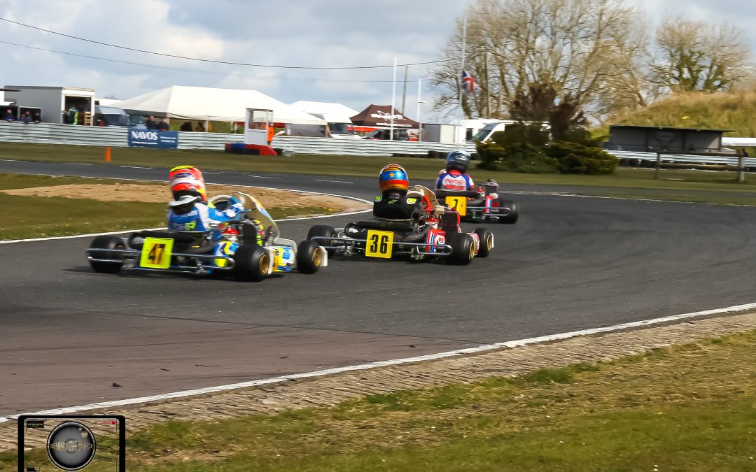 Douglas beats Crowther as Phull crashes out at the start