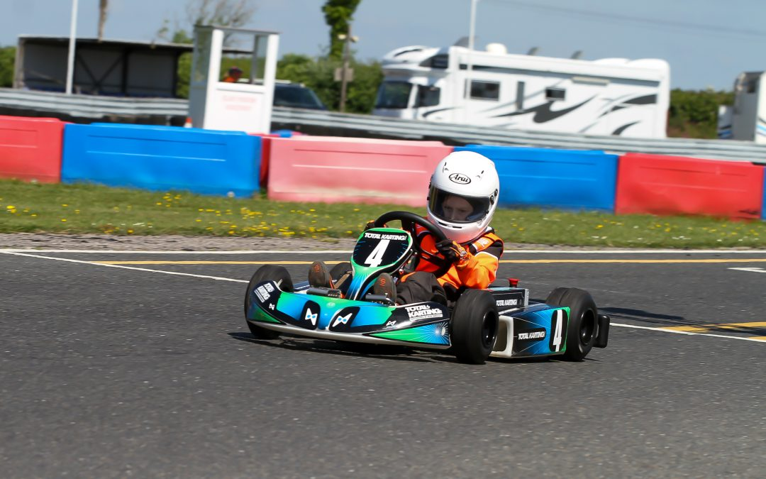 Total Karting Zero: Bennett rises to the top to win in Bambino
