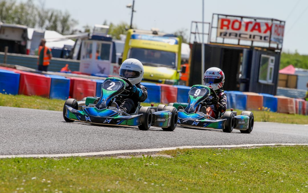 Total Karting Zero: Smedley charges to victory at first TKZ club meeting